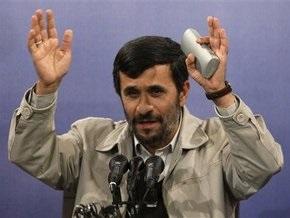 Ахмадинеджад: Иран не будет обсуждать с США свою ядерную программу