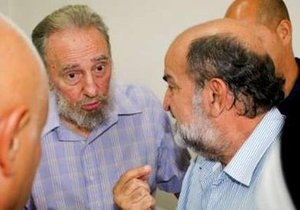 Фидель Кастро принял участие в публичном мероприятии третий раз за неделю