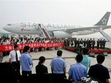 Между Китаем и Тайванем открылось регулярное авиасообщение