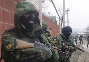 В Дагестане убиты двое боевиков