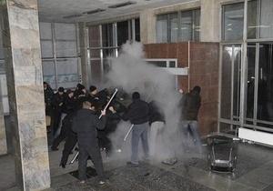 Возбуждены уголовные дела по факту инцидента на полиграфкомбинате Украина