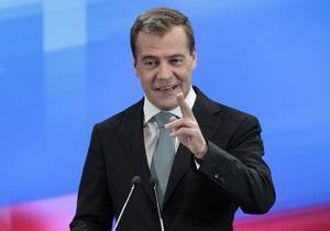 Медведев: ВТО пытается выбить из России слишком много уступок