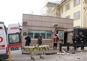 Взрыв у здания посольства США в Анкаре: погиб турецкий сотрудник диппредставительства