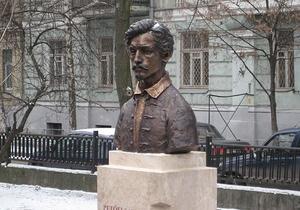 В Киеве открыли памятник венгерскому поэту Шандору Петефи
