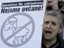 Чехи требуют референдум по ПРО