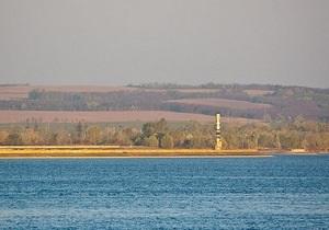 Экологи обеспокоены: Центральную Украину может затопить водой и радиоактивным илом