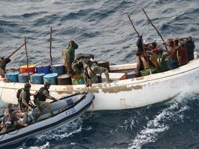 Французские военные задержали 12 предполагаемых пиратов