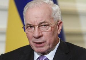 Азаров пообещал, что виновники отравления детей в Евпатории будут наказаны