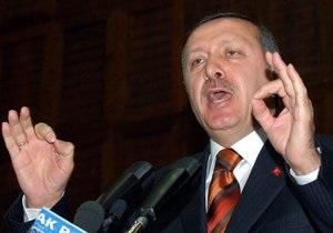 Премьер-министр Турции Тайип Эрдоган - Новости Турции -Премьер Турции отказывается выполнить требования демонстрантов - площадь Таксим
