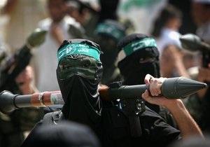 Все палестинские группировки договорились прекратить огонь по Израилю