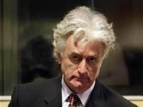 Караджичу не предъявили новые обвинения из-за ошибки прокуроров
