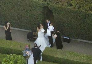 Одна из самых красивых женщин в шоу-бизнесе вышла замуж