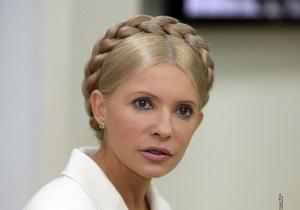 СБУ предупредила Тимошенко, что не может расследовать ее  самопиар и фантазии