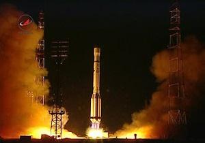 Российская ракета-носитель вывела на орбиту еще три спутника