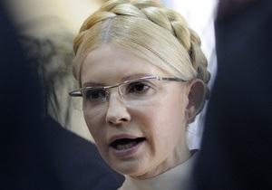 Адвокат: Состояние Тимошенко ухудшилось