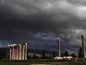 Над территорией Греции образовался смерч: два человека погибли