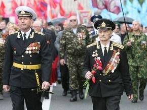 Медведев, Путин и Лавров поздравили Украину с Днем Победы