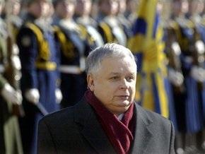 В Польше госпитализировали простудившегося президента