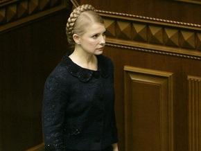 Сегодня Тимошенко посетит Харьков