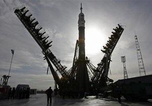 Космический корабль Союз ТМА-18 стартовал с Байконура к МКС