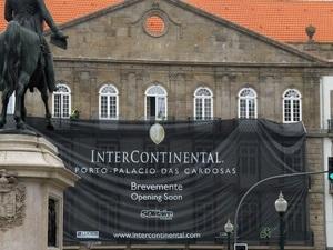 Открытие отеля InterContinental в Португалии