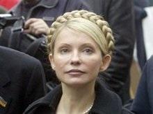 Тимошенко в понедельник посетит Польшу