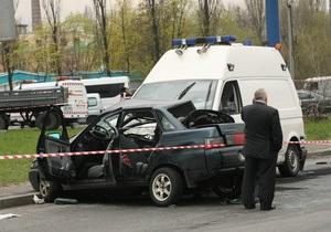 Янукович пообещал  навести справки  о судьбе пострадавших в ДТП с его кортежем