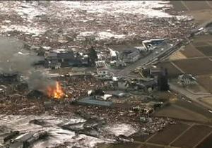 Крупнейшие японские корпорации прекращают работу своих заводов после землетрясения