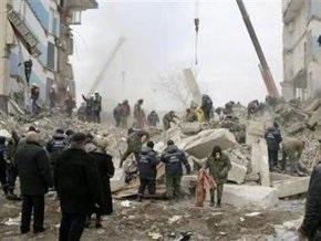 На месте взрыва в Евпатории завершены аварийно-спасательные работы