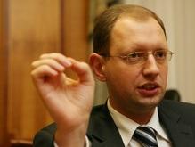 Яценюк летел в Брюссель в эконом-классе с пересадкой в Мюнхене