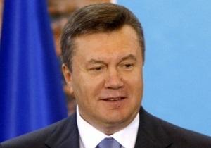 Янукович: Украина готова реализовать глубокие реформы