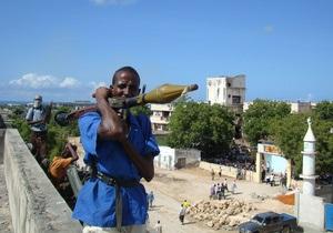 Сомалийские исламисты запустили собственный телеканал