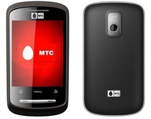 МТС представляет первый брендированный телефон на базе ОС Android