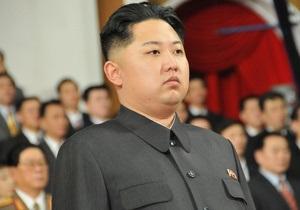 Новости КНДР - Лидер КНДР Ким Чен Ун - Северная Корея