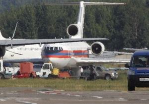 В России у самолета перед взлетом отвалилось колесо