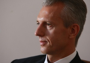 Хорошковский подал в отставку из-за Азарова