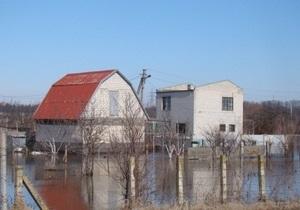 Одесскую область начинает подтапливать: паводки ожидаются на Волыни и Полесье