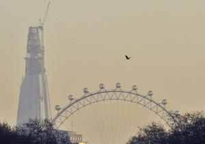 Лондон: Дорогие билеты на смотровую площадку Shard раскупают