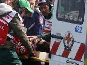 В Венесуэле десять человек стали жертвами столкновения австобуса с грузовиком