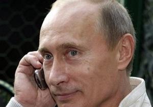 Бакиев позвонил Путину