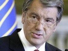 Ющенко уволил заместителя Балоги