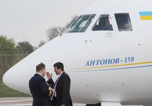 Украина намерена сертифицировать в ЕС новые самолеты Ан-148/158/168