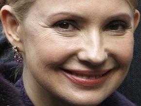 Тимошенко: Расширение ГТС Украины экономически выгодно для всей газовой сети Европы