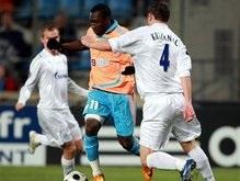 Зенит побеждает Марсель и выходит в 1/4 Кубка УЕФА
