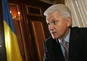 Литвин направил скандальный законопроект о языках в ОБСЕ