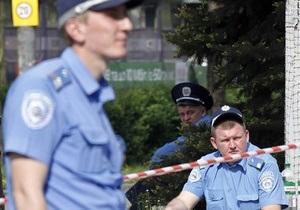Советника Тягнибока несколько часов допрашивали относительно взрывов в Днепропетровске