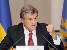 Ющенко уволил президента Национальной телекомпании