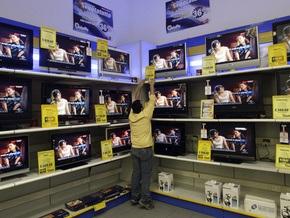 В Британии собрали последний телевизор