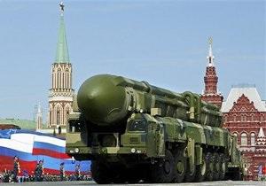 Россия успешно испытала баллистическую ракету Тополь