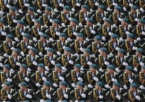 В Украине созданы ВДВ